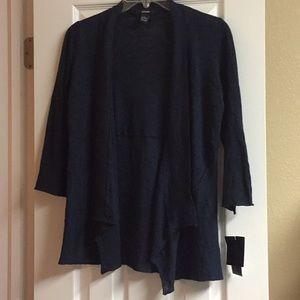 NWT Alfani Cardigan Sweater